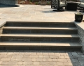 Bluestone Stairway With Step Lights Gilroy